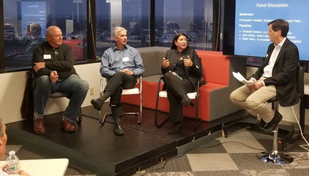Startups Encouraged after engaging with panel of active investors