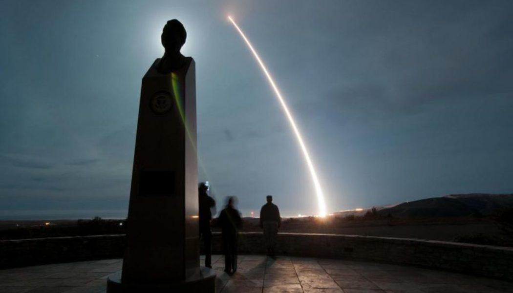 Aerojet Rocketdyne Cuts Costs, Builds Infrastructure To Compete For Engines On Future ICBM
