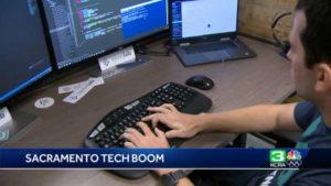 Sacramento Tech Boom