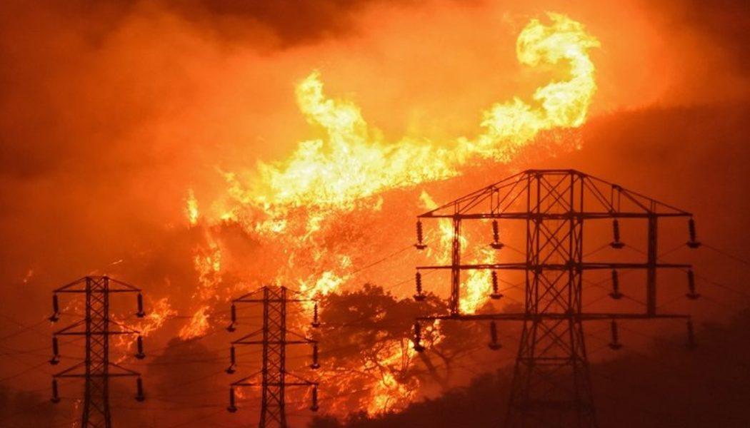 PGE Fires