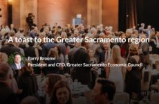 A toast to the Greater Sacramento region