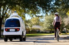 Nuro Gets the Green Light to Charge for Autonomous Deliveries in California