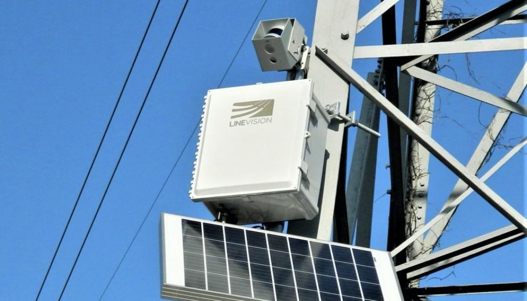 LineVision's V3 Transmission Line Monitoring System to Be Installed in California for the First Time
